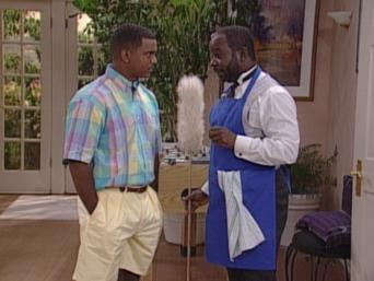 The Fresh Prince of Bel-Air: Season 6: I, Stank Hole in One