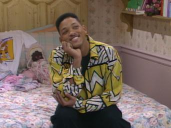 The Fresh Prince of Bel-Air: Season 2: Be My Baby Tonight