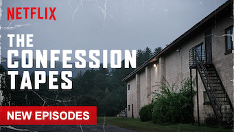 Is The Confession Tapes: Season 2 (2019) on Netflix United Kingdom