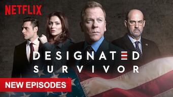 Is Designated Survivor Season 3 2019 On Netflix Germany