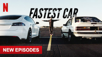 Is Fastest Car Season 2 2019 On Netflix Italy