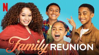 Family Reunion: Part 1