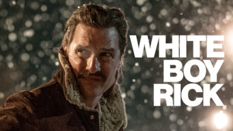Is White Boy Rick (2018) on Netflix Canada
