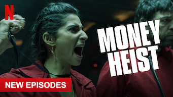 Is Money Heist: Part 3 (2019) on Netflix Hong Kong