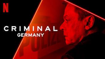 Criminal: Germany: Season 1