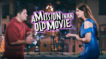 A Mission in an Old Movie