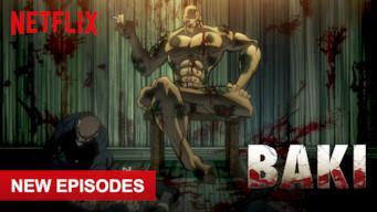 Is BAKI: Part 2 (2018) on Netflix Norway