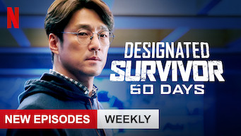 Designated Survivor: 60 Days: Season 1