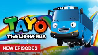 Tayo the Little Bus: Season 3
