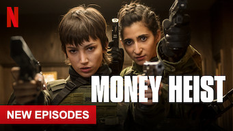 Is Money Heist: Part 3 (2019) on Netflix Canada? | WhatsNewOnNetflix com