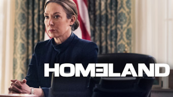 Is Homeland: Season 7 (2018) on Netflix Brazil