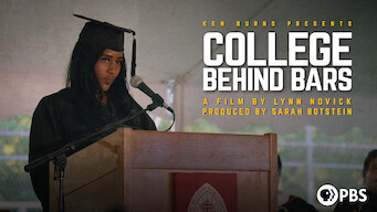 Ken Burns Presents: College Behind Bars: A Film by Lynn Novick and Produced by Sarah Botstein: Season 1